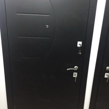 Металлические входные двери