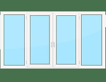 Цены на пластиковые окна в Саратове