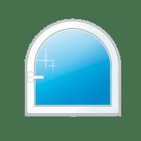 Окна для коттеджей