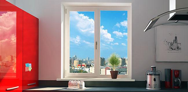 Окна для кухни