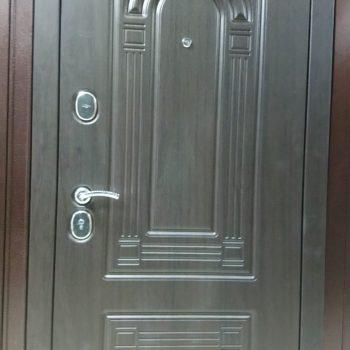 Фотогалерея металлических входных дверей