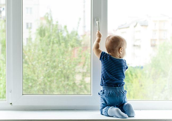 Пластиковые окна для детской комнаты